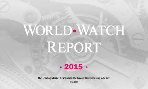 El Digital Luxury Group Lanza su World Watch Report que Incluye al SmartWatch