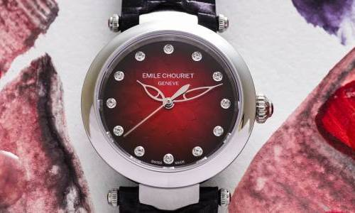Emile Chouriet presenta el Fair Lady Lotus Red