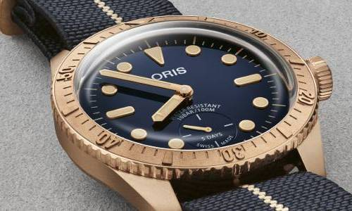 Oris Carl Brashear Cal. 401 Limited Edition
