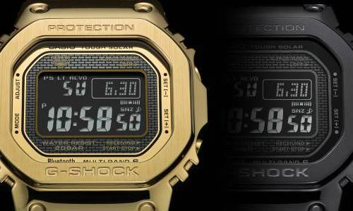 Casio G-Shock GMW-B5000GD
