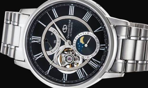 Orient Star Classic Automatic Moon Phase Collection
