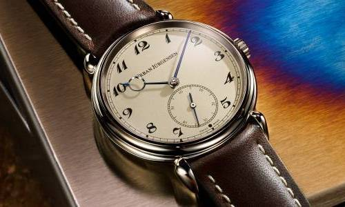 "Urban Jürgensen: recibe a ""The Alfred"""