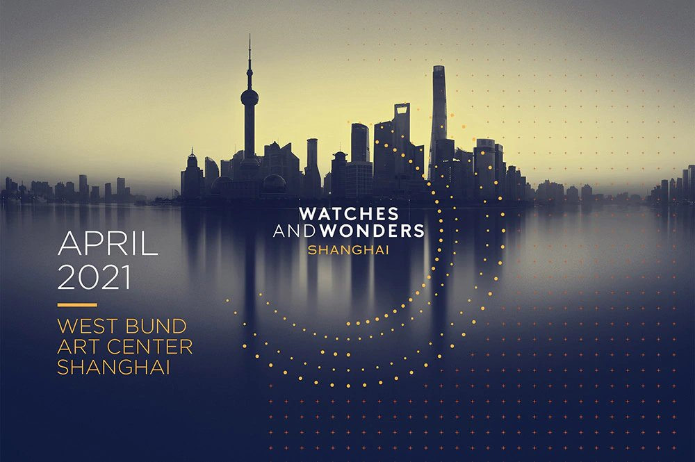 Watches and Wonders 2021 Shanghai - Europa Star magazine 2021