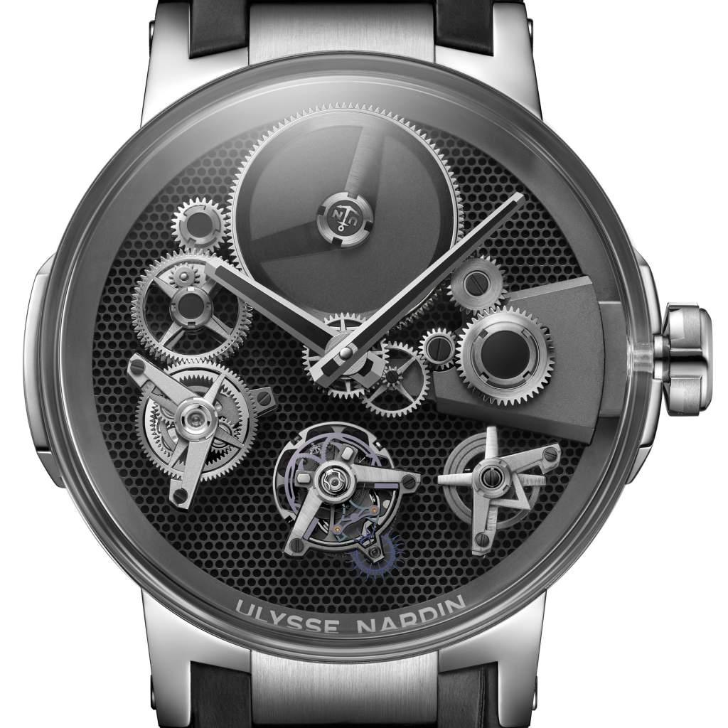 Executive Tourbillon Free Wheel de Ulysse Nardin