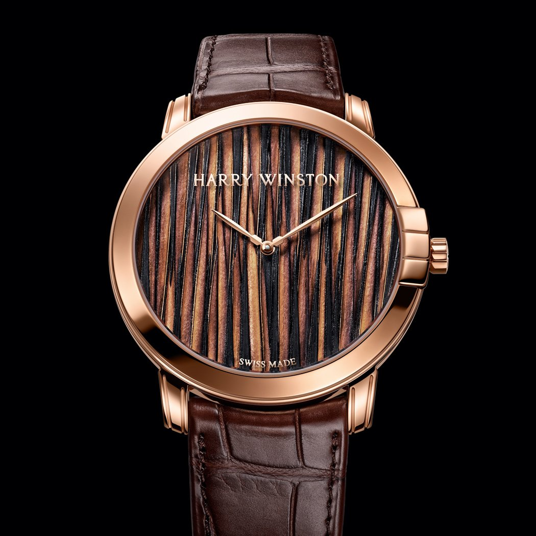 MIDNIGHT FEATHERS AUTOMATIC 42 MM de Harry Winston