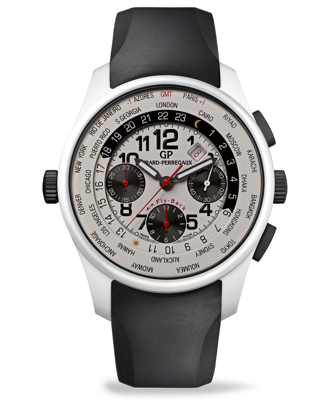 WW.TC WHITE CERAMIC de Girard-Perregaux