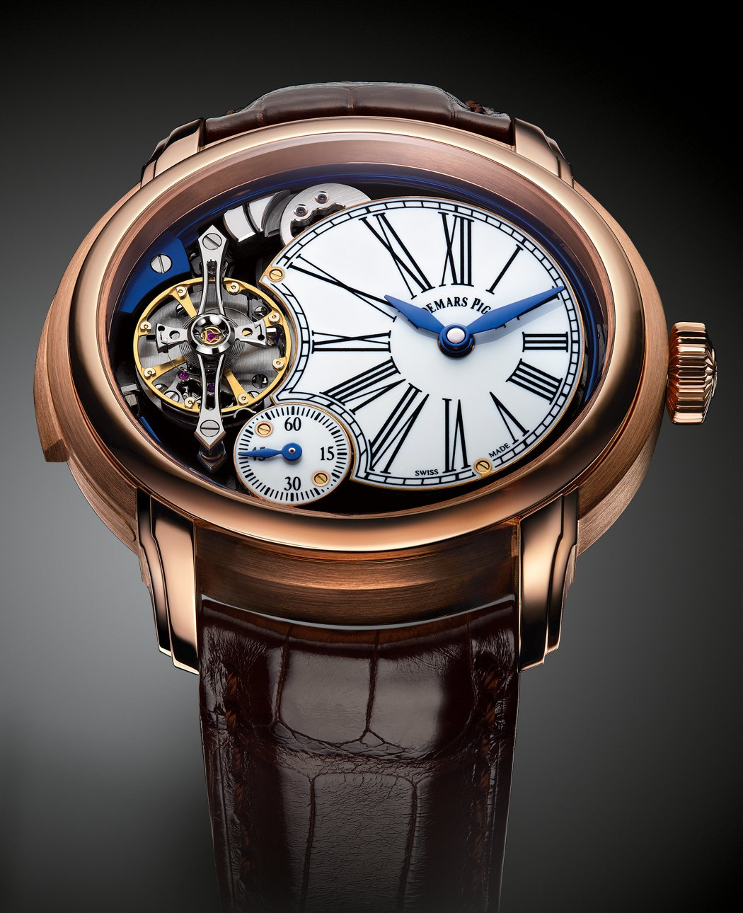MILLENARY MINUTE REPEATER de Audemars Piguet