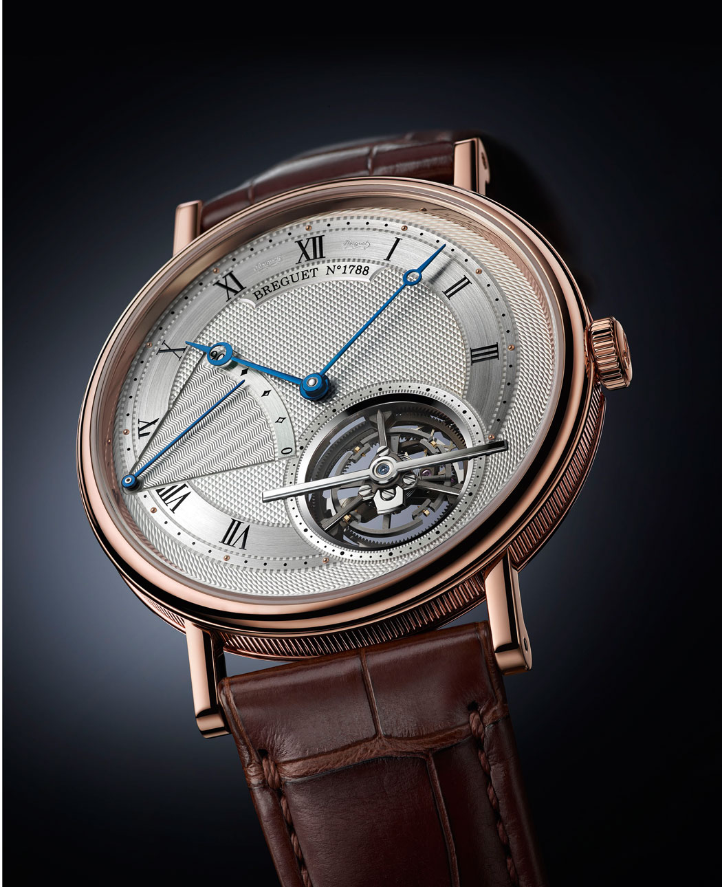 EXTRA-THIN SELF-WINDING CLASSIQUE TOURBILLON de Breguet