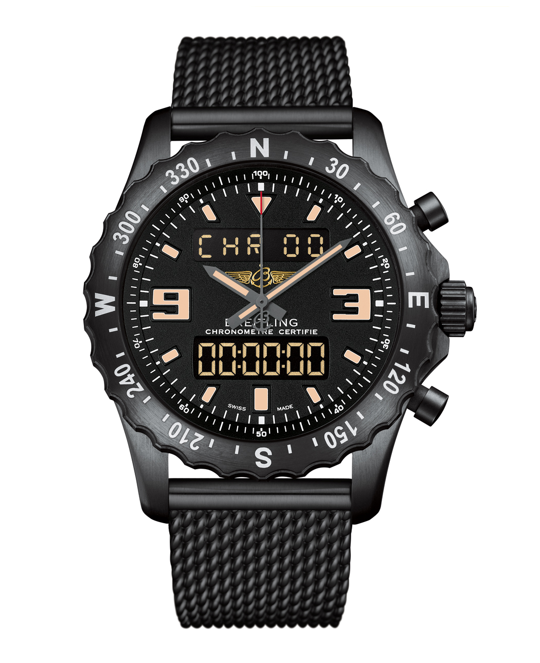 CHRONOSPACE MILITARY de Breitling