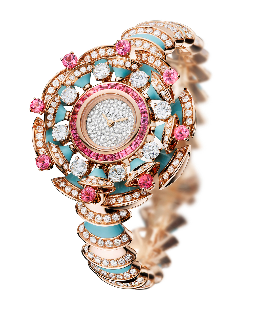DIVA HIGH JEWELLERY WATCH de Bulgari