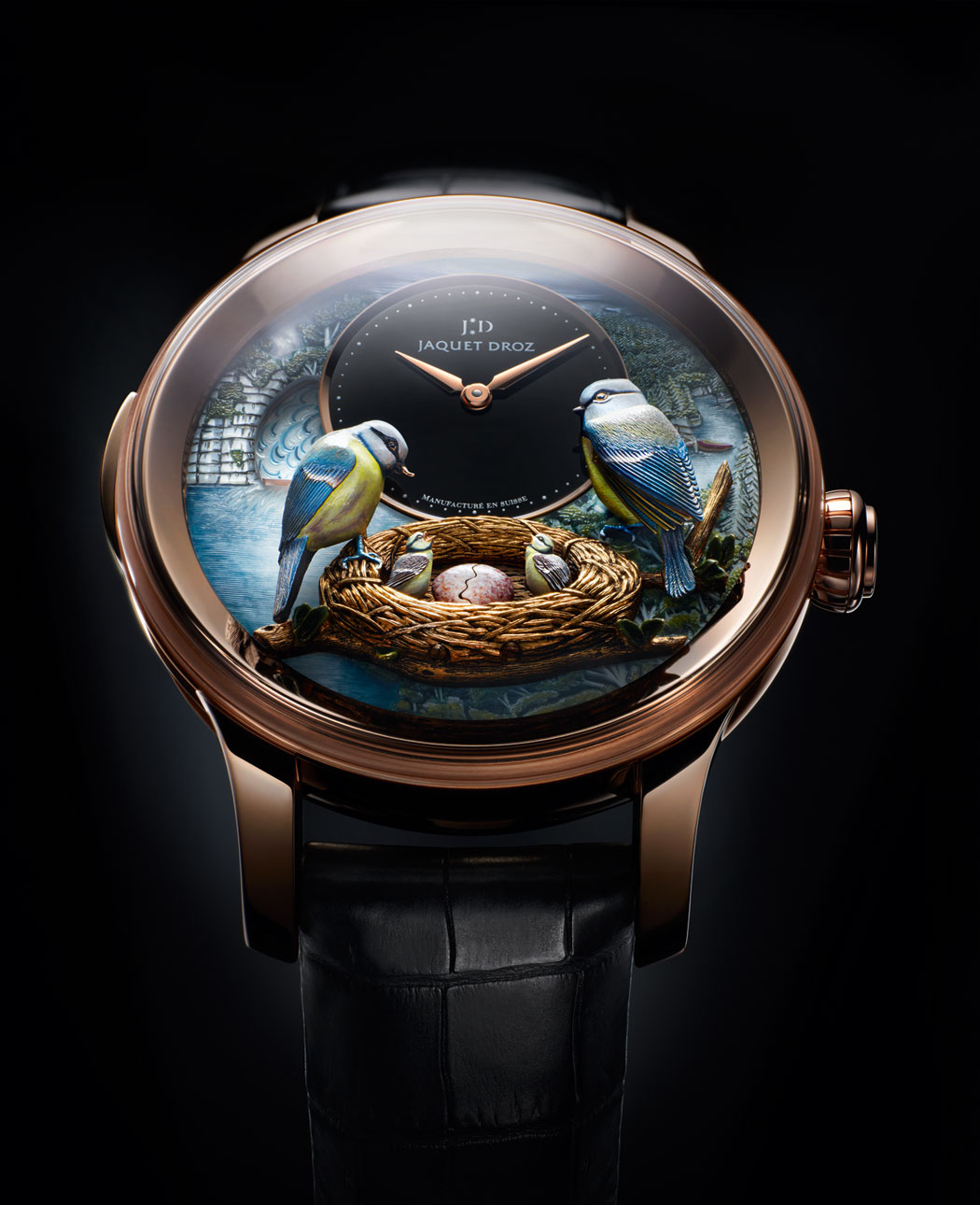 THE BIRD REPEATER de Jaquet-Droz