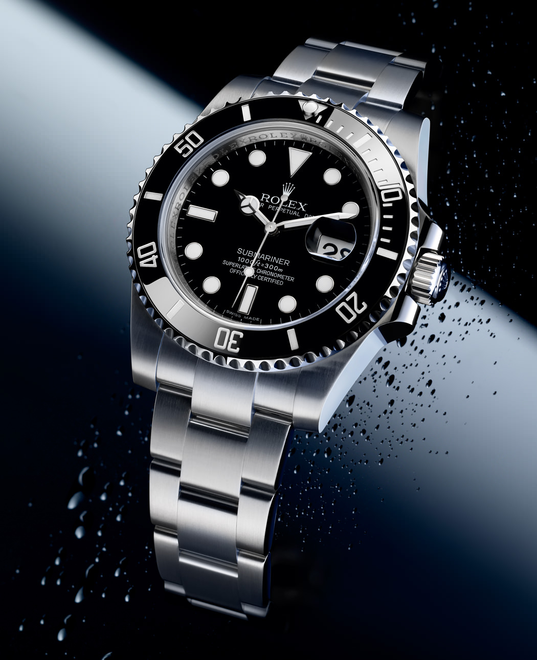 OYSTER PERPETUAL SUBMARINER DATE de Rolex