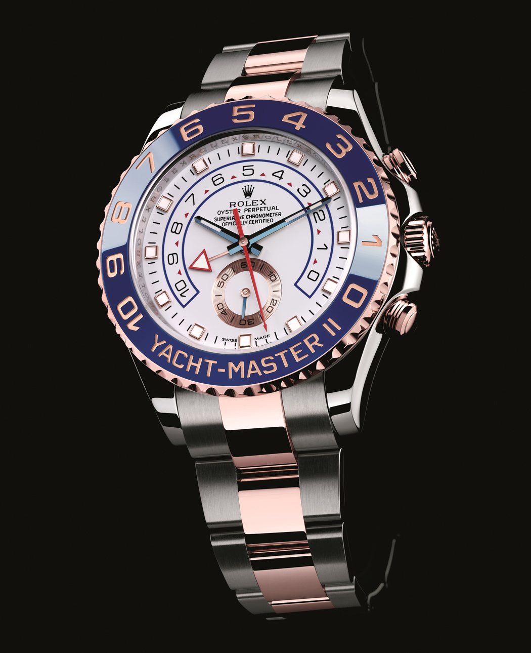 OYSTER PERPETUAL YACHT-MASTER II de Rolex