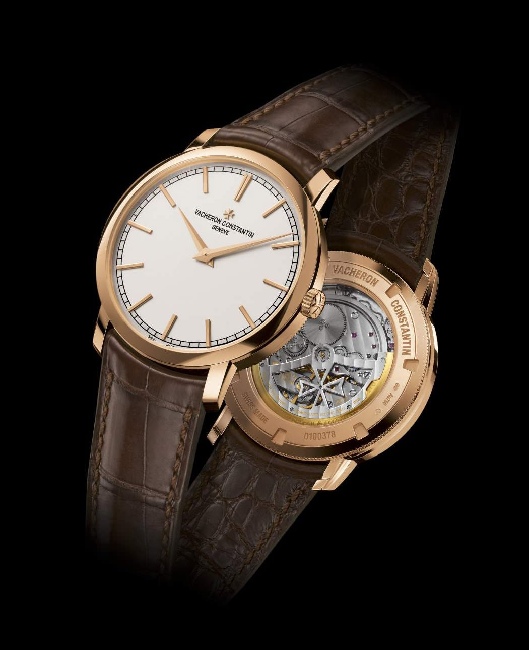 PATRIMONY TRADITIONNELLE SELF-WINDING de Vacheron Constantin