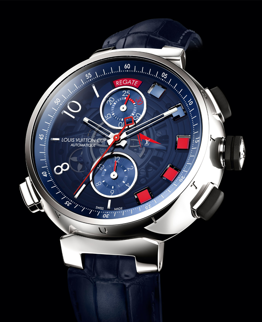TAMBOUR SPIN TIME REGATTA de Louis Vuitton