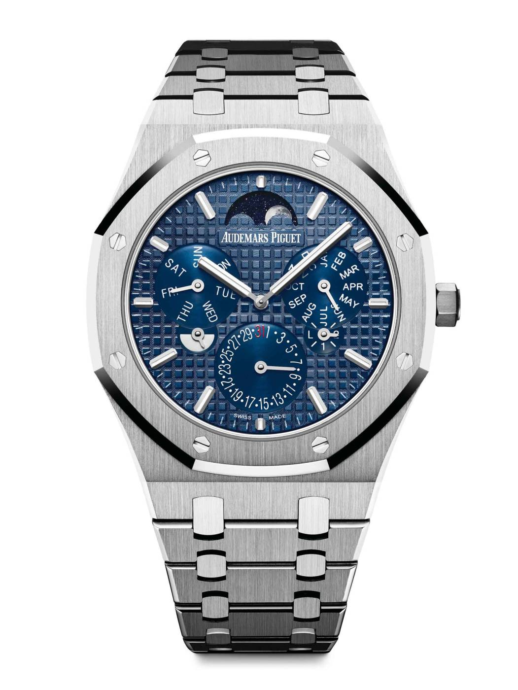 ROYAL OAK RD#2 PERPETUAL CALENDAR ULTRA-THIN de Audemars Piguet