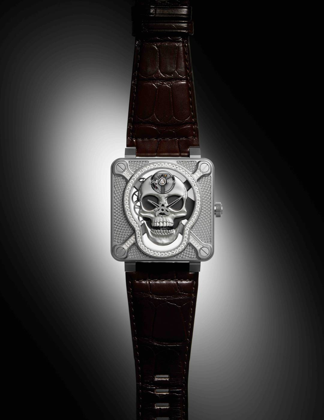 BR-01 Laughing Skull de Bell&Ross