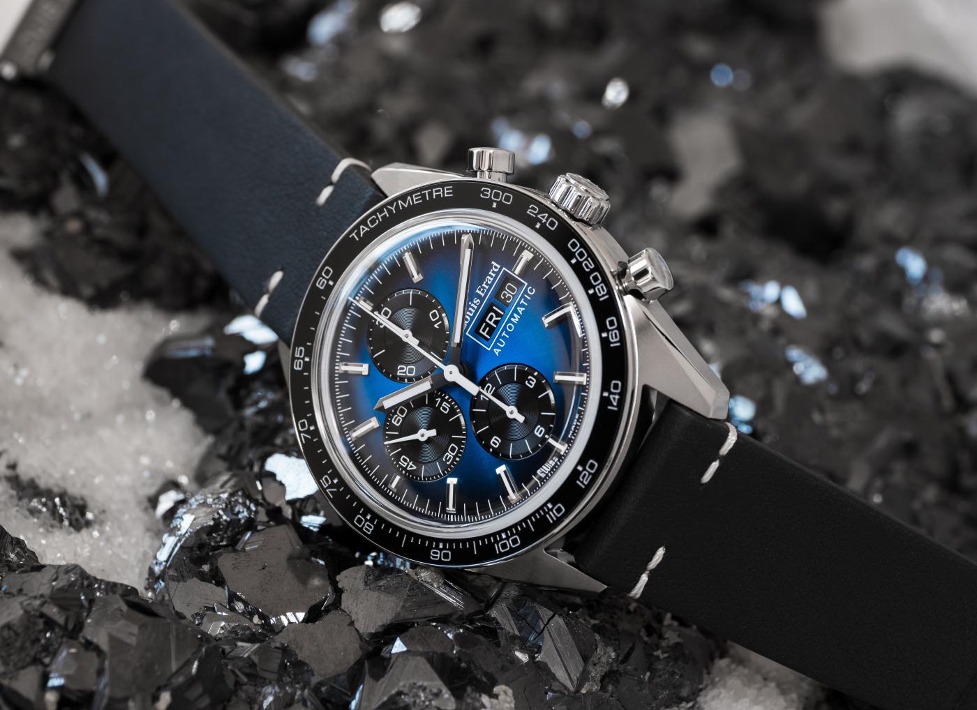 louis_erard_la_sportive_limited_edition_titanium in Europa Star watch magazine 2020
