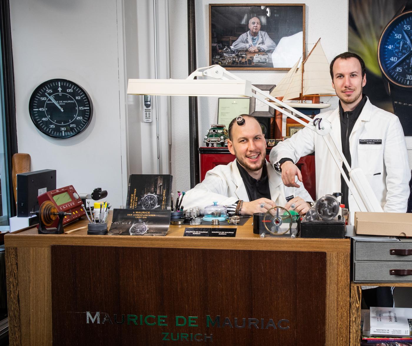 Maurice_de_Mauriac_Massimo_and_Leonard_Dreifuss-Europa_Star_watch_magazine_2020