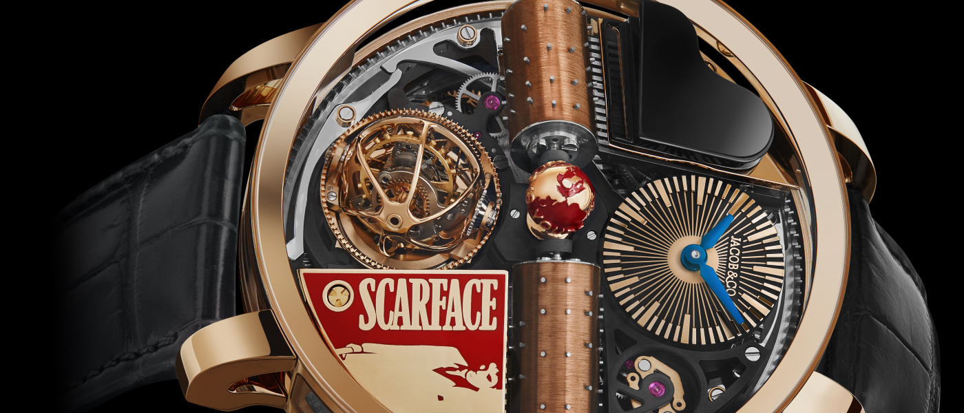Jacob & Co. Presenta el Opera Scarface