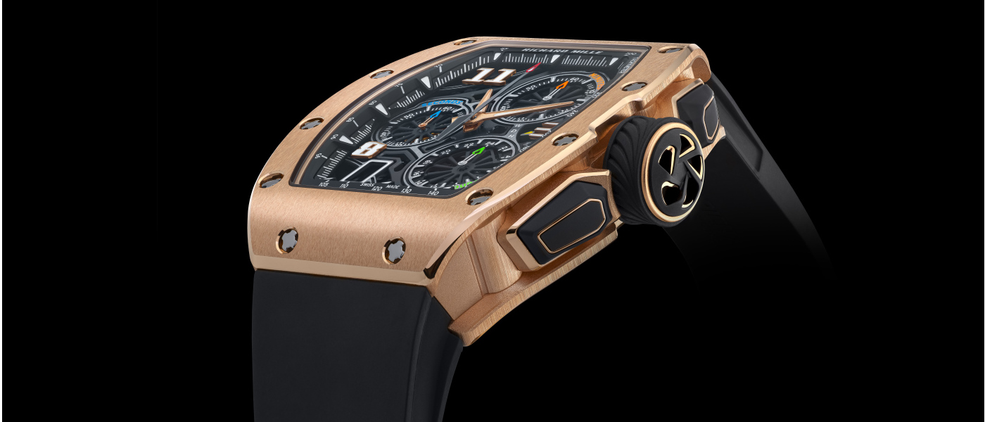 Richard Mille RM 72-01 Lifestyle In-House Chronograph