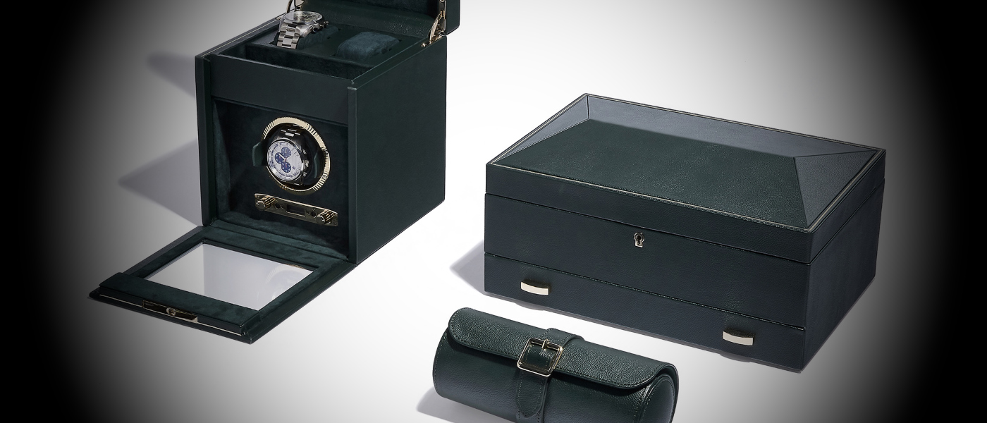 WOLF British Racing Green