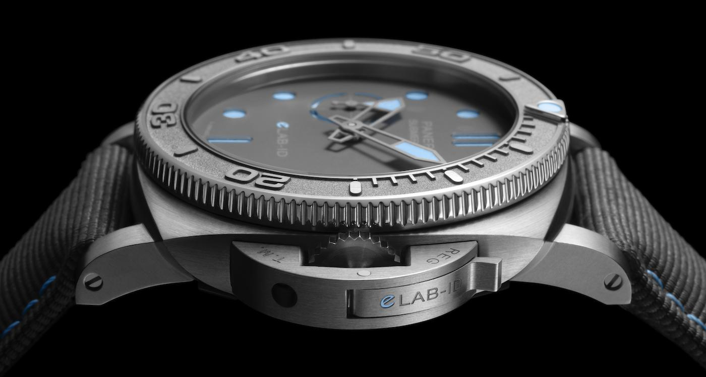 Panerai Submersible eLAB-ID