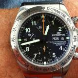 Fortis Official Cosmonauts Chronograph Watch