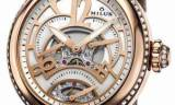 MAREA MER403 TRIRETROGRADE SECONDS SKELETON de Milus