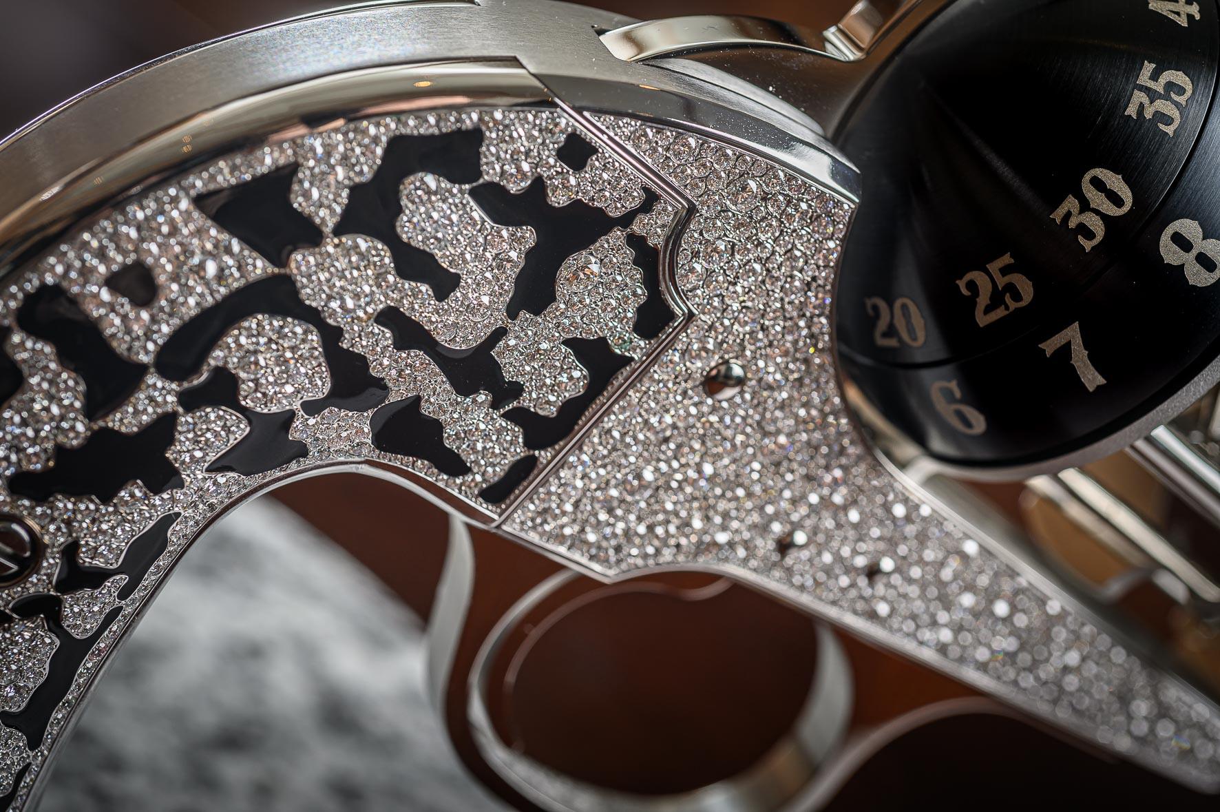 The Unnamed Society x L'Épée The Diamond 3 - Europa Star watch magazine 2020