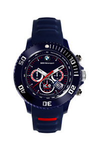 BMW Motorsport Blue Chrono de ICE-WATCH