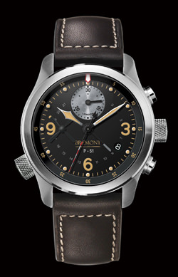 Bremont patrocina el UK's Flying Legends Airshow en Duxford