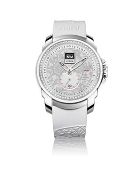 WHITE PASSION DIAMOND de Jordi Swiss Icon