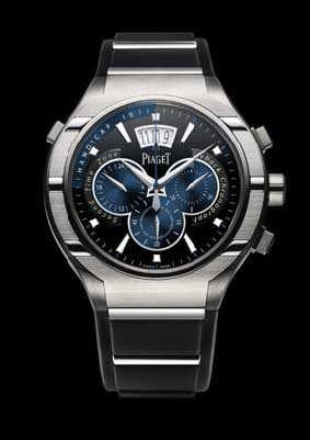 Piaget Polo FortyFive Chronograph - Marcos Heguy Limited Edition