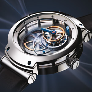 BLU Majesty Tourbillon MT3