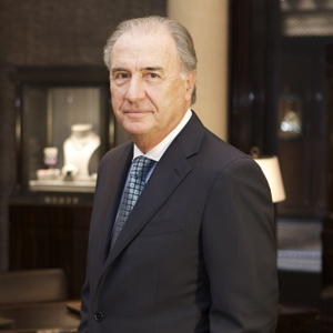 Michel Pitteloud, CEO de Graff Luxury Watches