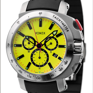 XEMEX Concept One Chronograph