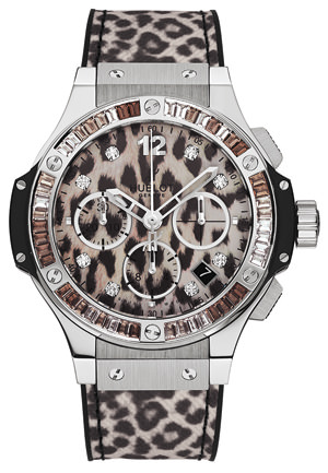 Big Bang Snow Leopard de Hublot