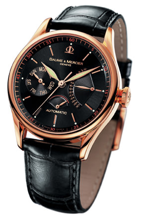 WILLIAM BAUME COLLECTION – CLASSIMA EXECUTIVES RED GOLD por Baume & Mercier
