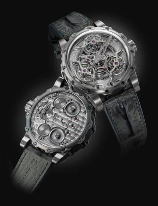 TOURBILLON OF TOURBILLONS de Antoine Preziuso