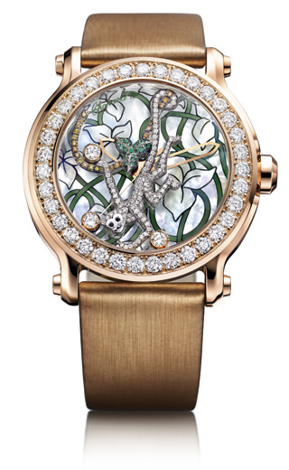 150TH ANNIVERSARY ANIMAL WORLD WATCH COLLECTION de Chopard