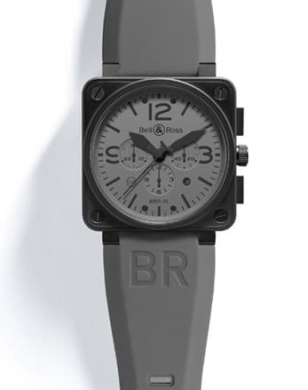 INSTRUMENT BR 01-94 COMMANDO de Bell & Ross