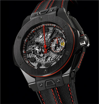 BIG BANG FERRARI de Hublot