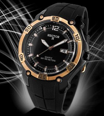 Hector H una nueva firma de relojes masculinos por SMB
