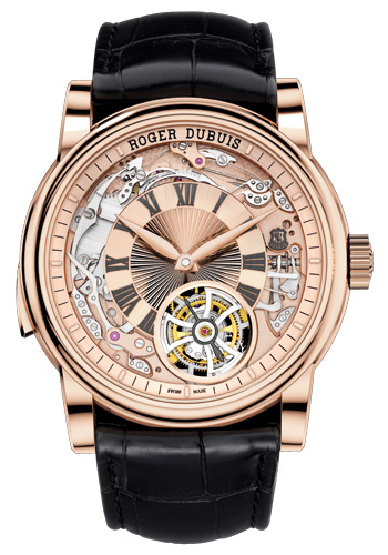 Minute Repeater Tourbillon Automatic de Roger Dubuis