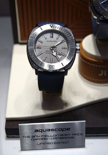 "The JeanRichard Aquascope ""Boat Race"" Limited Edition Timepiece"