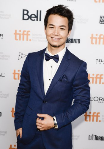Shannon Kook en el Toronto International Film Festival
