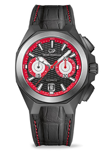 EL CHRONO HAWK PARA LA ONLY WATCH de Girard-Perregaux