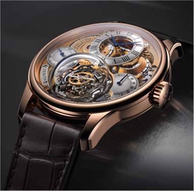 ACADEMY CHRISTOPHE COLOMB 45mm HURRICANE de Zenith