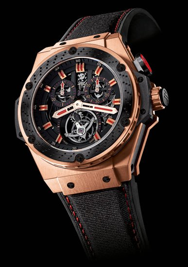 KING POWER TOURBILLON F1 48MM de Hublot
